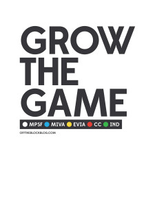 grow the game poster