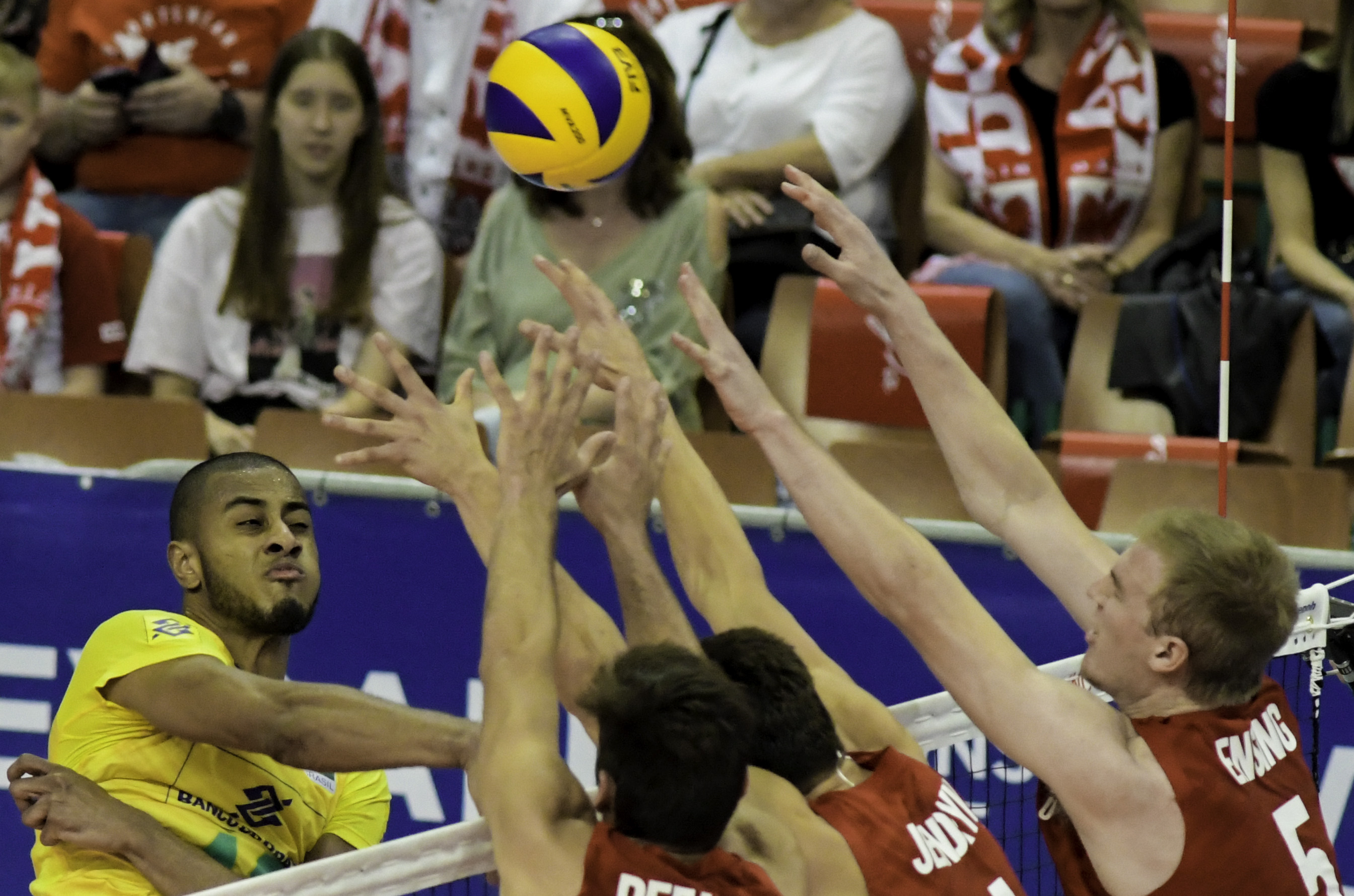 FIVB Volleyball Nations League match results from Friday – Off the Block
