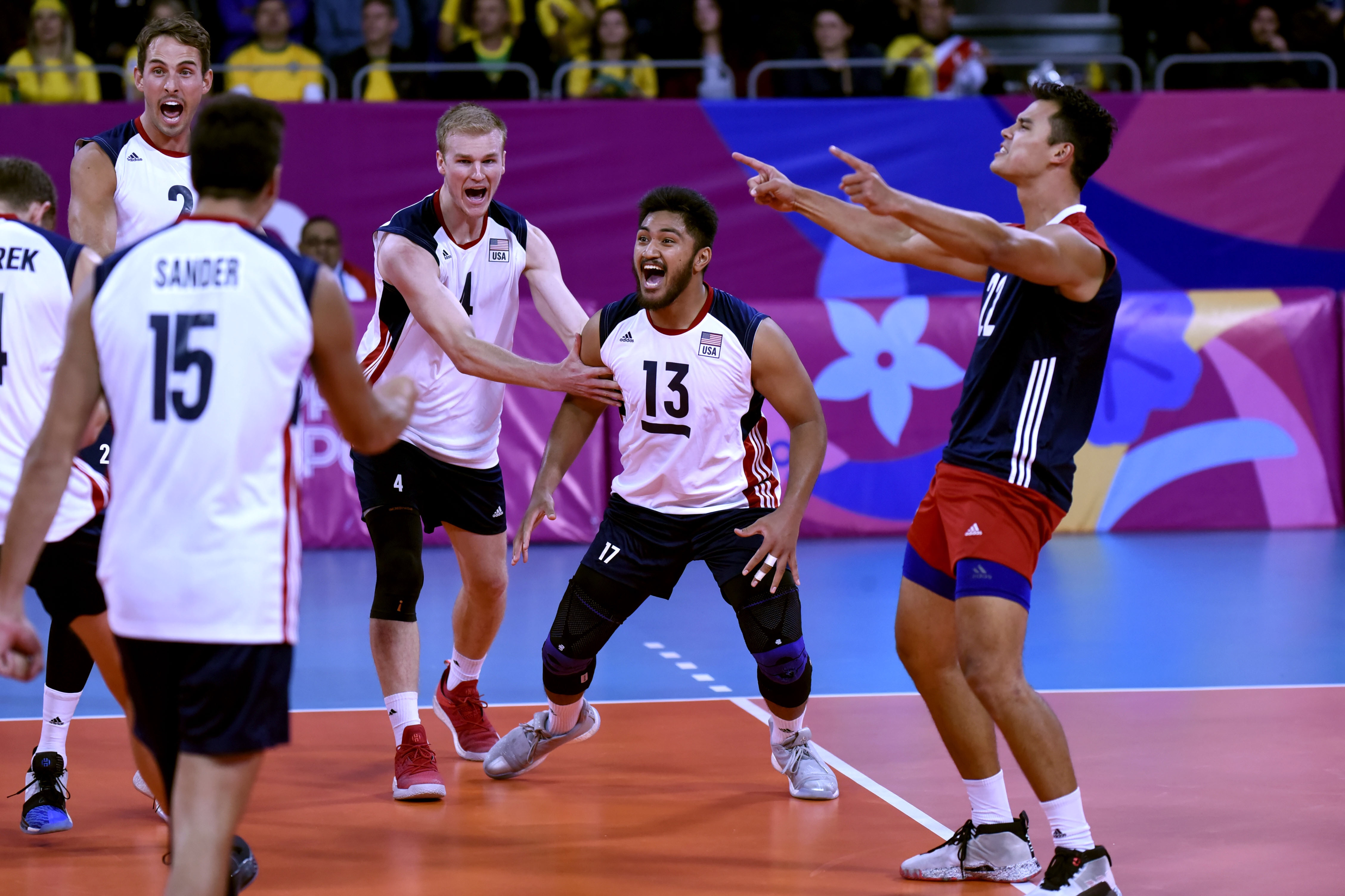 Pan American Games Men S Volleyball Matches To Follow Today Off The Block