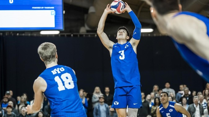 Barton Byu Ucsb Setters Named Finalists For 2020 Lloy Ball Award Off The Block